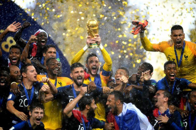 Francja mistrzem świata!