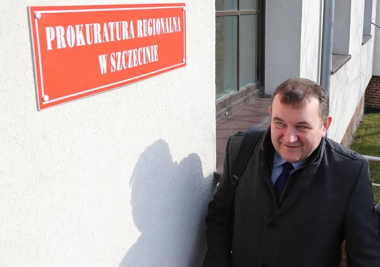 Szczecin: Gawłowski zostanie w celi aresztu tymczasowego
