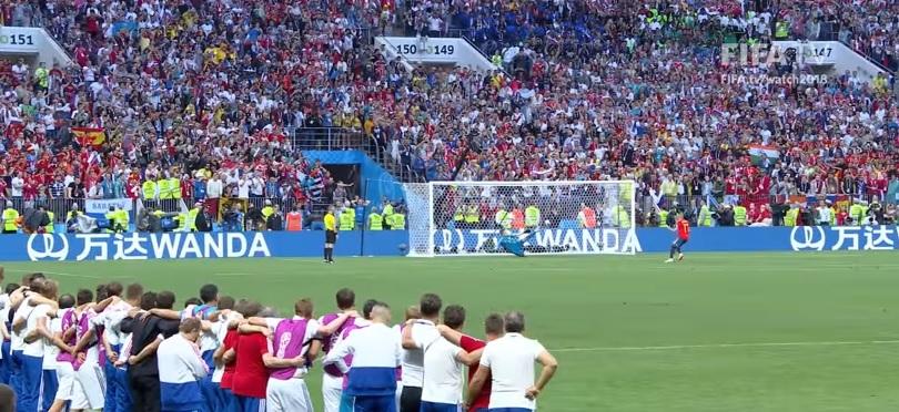 MŚ – Rosja po rzutach karnych awansowała do ćwierćfinału, Hiszpanie rozczarowani