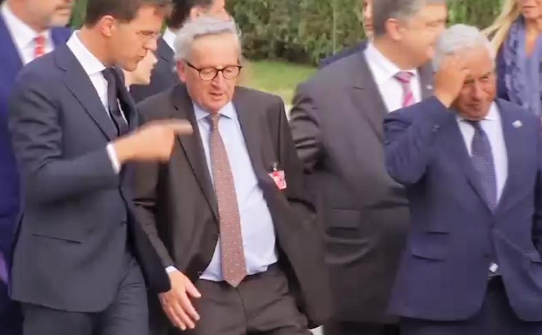 Szef KE o kolacji podczas szczytu NATO: Miałem problemy zdrowotne…