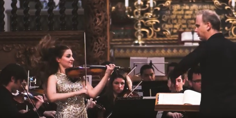 Melomani zachwyceni koncertem The Orchestra of the Americas