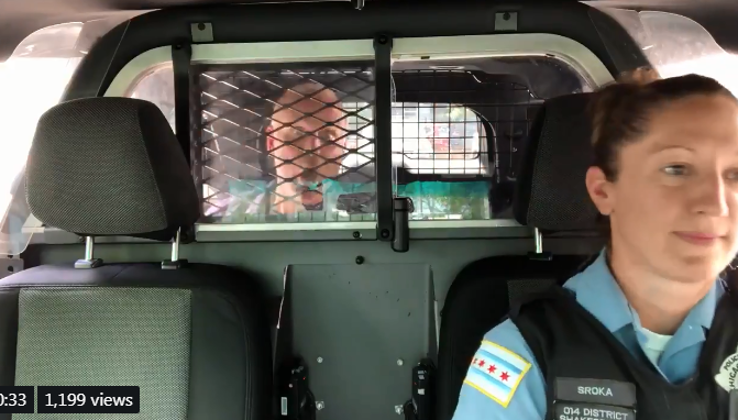 Śpiewające wyzwanie amerykańskich policjantów (VIDEO)