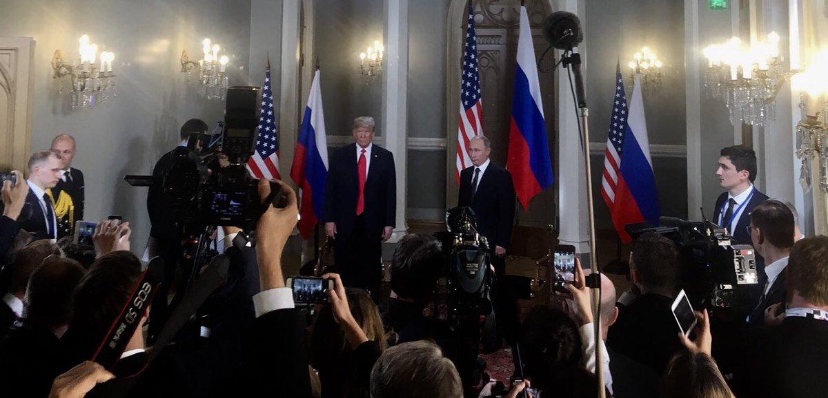 Trump-Putin: Brak porozumienia ws. Krymu oraz Nord Stream 2