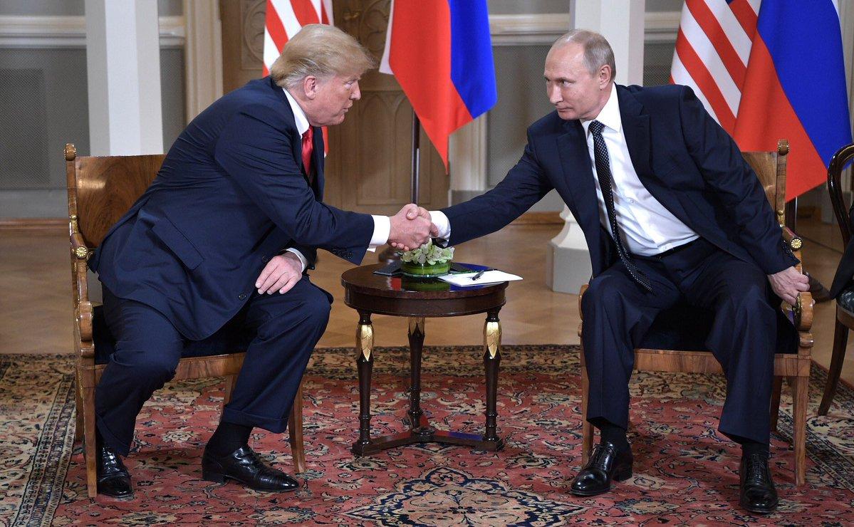 Spotkanie Trump-Putin jeszcze w tym tygodniu