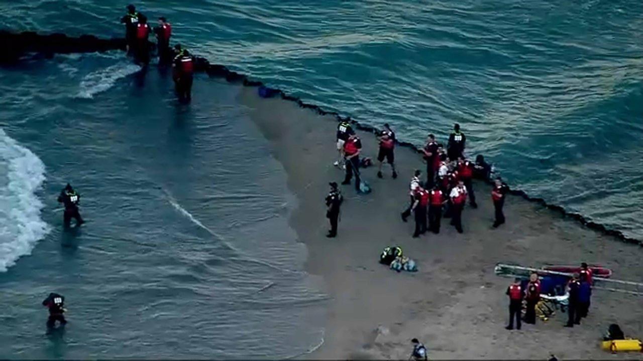 Zmarła 13-latka wyciągnięta z jeziora Michigan