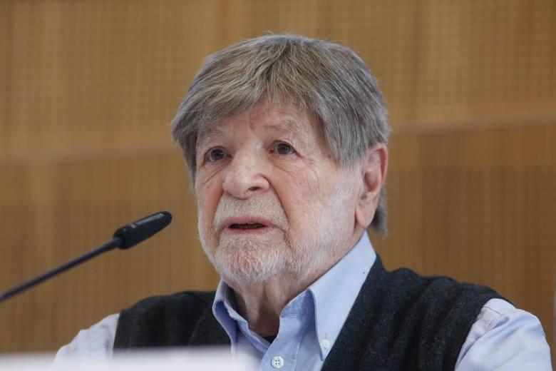 """Szewach Weiss: """"Były przypadki, że polski rząd na uchodźstwie brał udział w mordowaniu Żydów"""""""