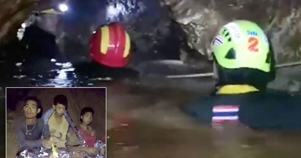 Tajlandia: Kolejne osoby wydobyte z jaskini