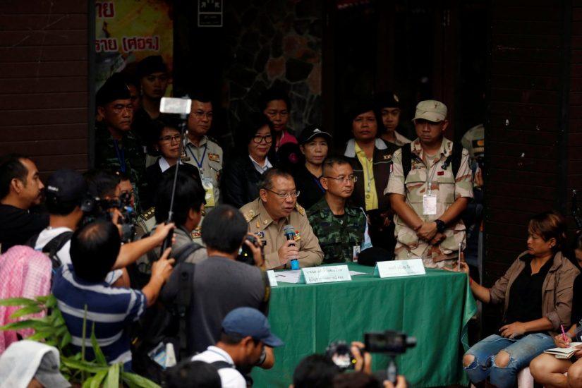 Wydobyto czterech chłopców. Przerwa w operacji ratunkowej w Tajlandii
