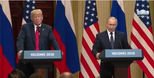 USA: Komentarze po spotkaniu Trump-Putin