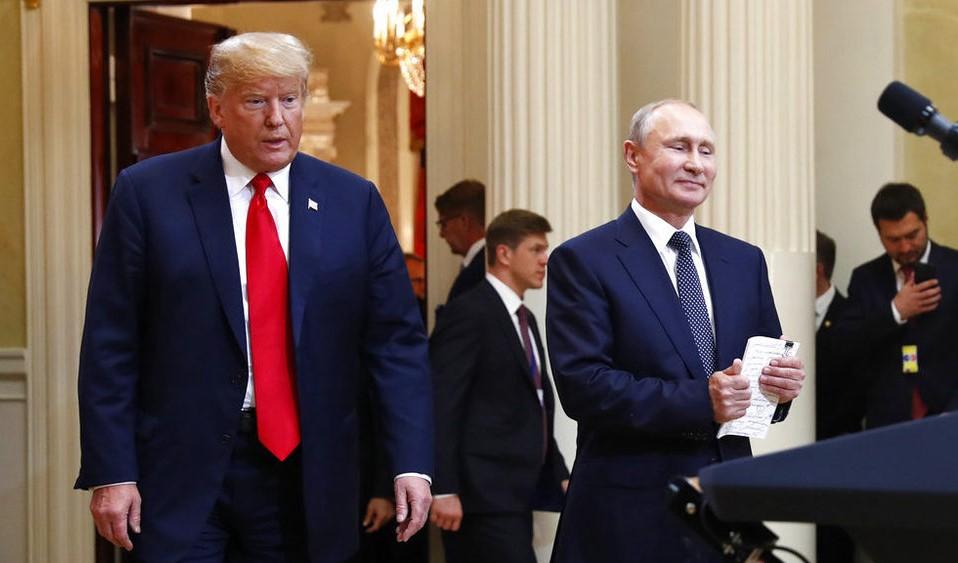 Kreml: Trump i Putin spotkają się podczas szczytu G20
