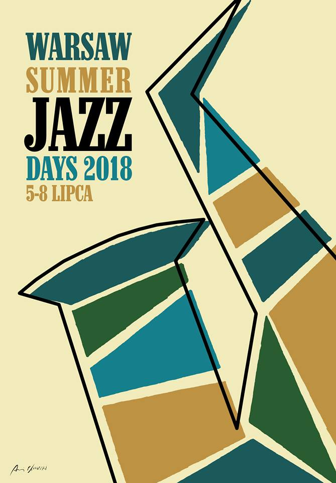 Giganci jazzu i artyści młodego pokolenia wystąpią podczas Warsaw Summer Jazz Days 2018
