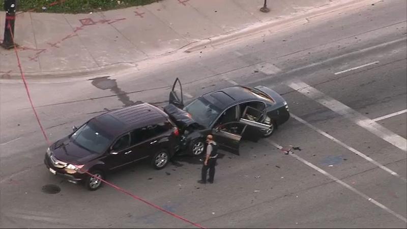 Kierowca zginął w wypadku drogowym w Lincoln Park
