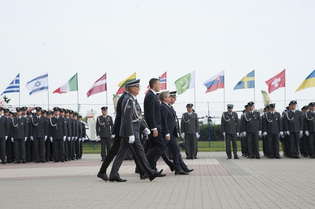 W Dęblinie uczczono polskich lotników wojskowych