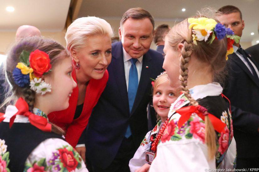 Prezydent spotkał się z australijską Polonią