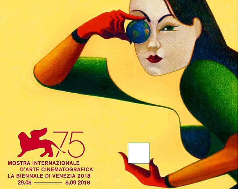 Ruszył 75. Festiwal Filmowy w Wenecji. Wśród jurorów polska reżyserka Małgorzata Szumowska