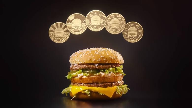 McDonald's wprowadza MacCoina – własną monetę. Będzie można wymienić na Big Mac'a. Jak ją zdobyć w Polsce?