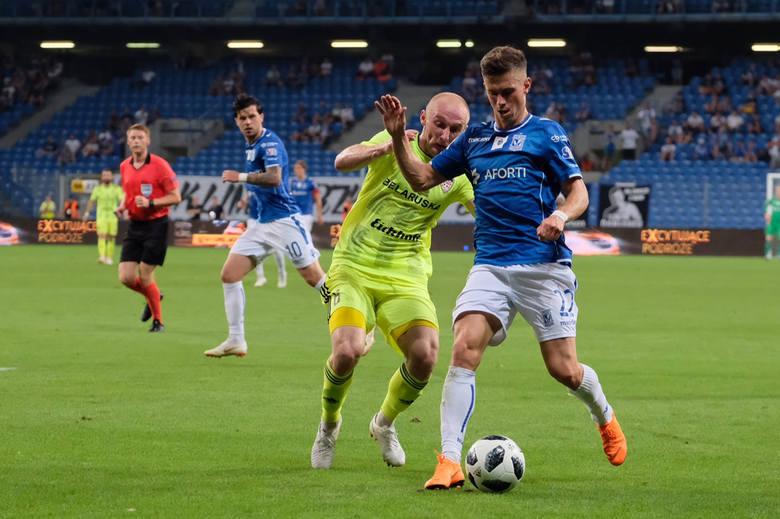 Polskie kluby poznały potencjalnych rywali w czwartej rundzie eliminacji piłkarskiej Ligi Europy