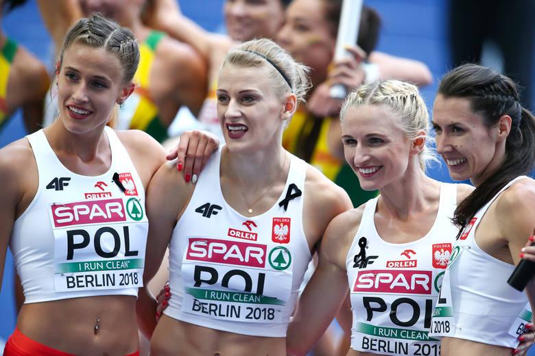 Urocze Polki w finale sztafety 4×400 na ME w Berlinie [FOTO]