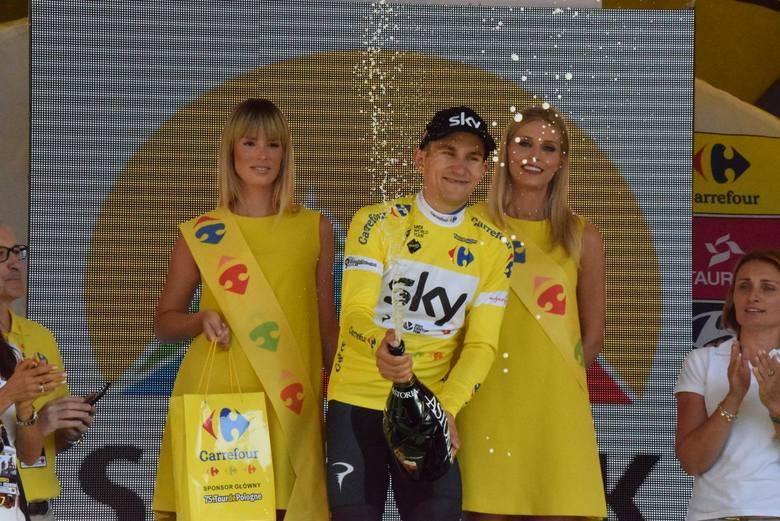 Michał Kwiatkowski wygrał Tour de Pologne. Polak do końca drżał o końcowy triumf