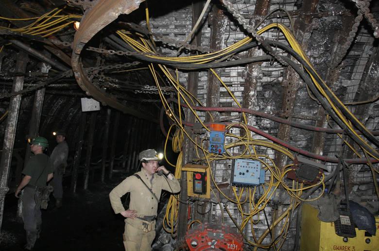 Potężny wstrząs na Śląsku: Tąpnęło w kopalni KWK Bobrek-Piekary Ruch Bobrek. Wstrząs miał siłę 3,5 Richtera