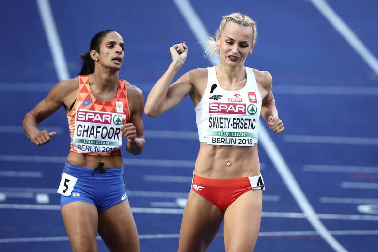 Lekkoatletyka – A. Matusiński: Liczyłem po cichu na dwa złote medale Justyny Święty-Ersetic