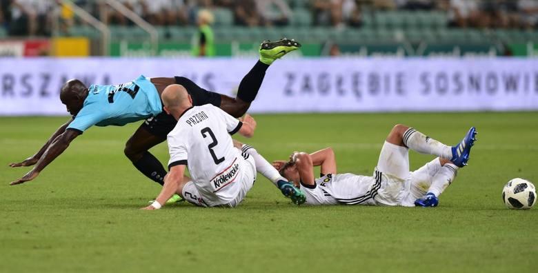 Eliminacje LE: Legia poznała ewentualnego rywala w decydującej rundzie