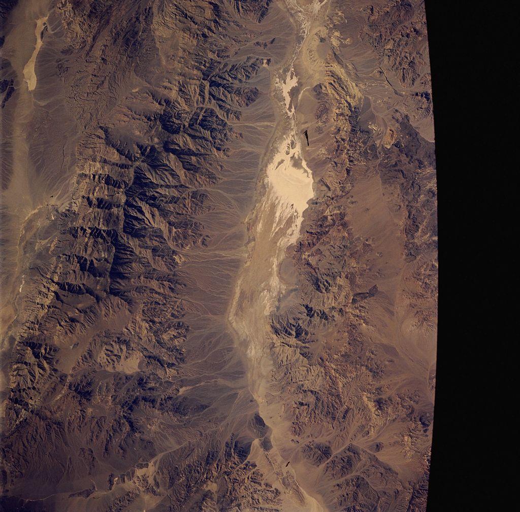 Rekord upałów w Dolinie Śmierci