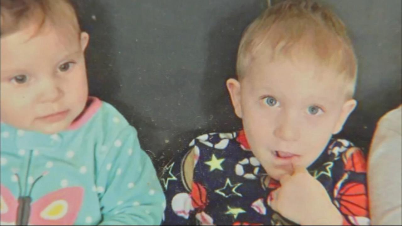 Indiana: Pociąg potrącił bawiące się na torach małe dzieci