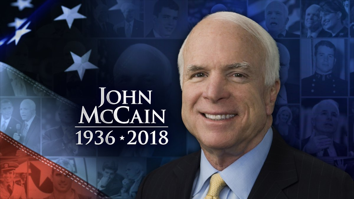 Waszyngton: Centralne uroczystości pożegnalne senatora Johna McCaina