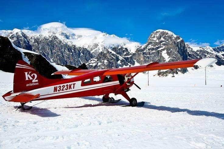 Czterech Polaków zginęło w wypadku lotniczym na Alasce