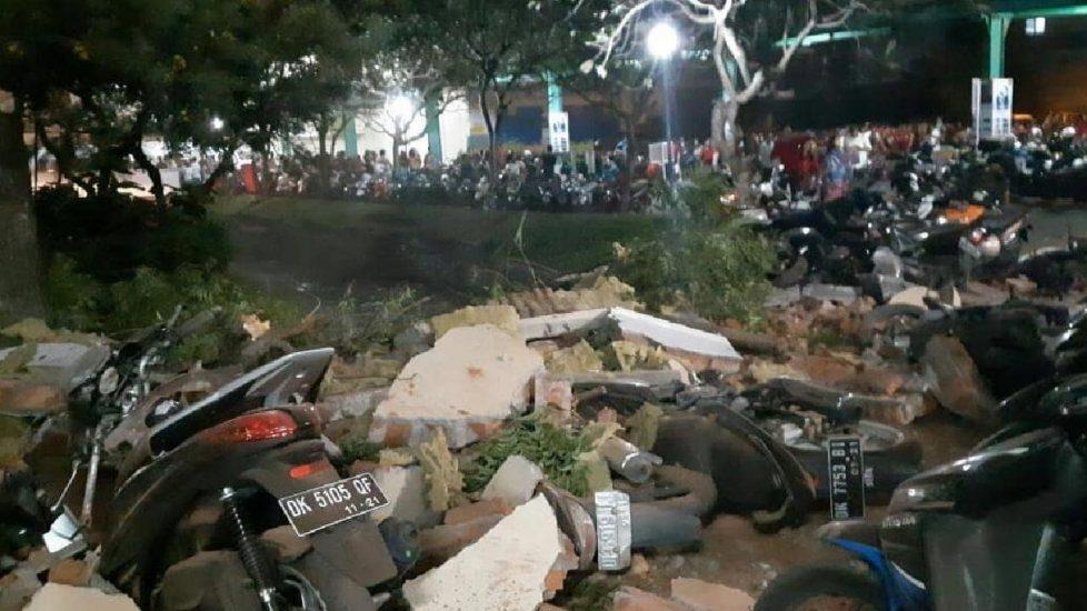 Wzrosła liczba ofiar trzęsienia ziemi na wyspie Lombok