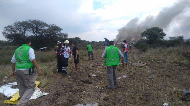 15 mieszkańców Chicago rannych w katastrofie samolotu w Meksyku