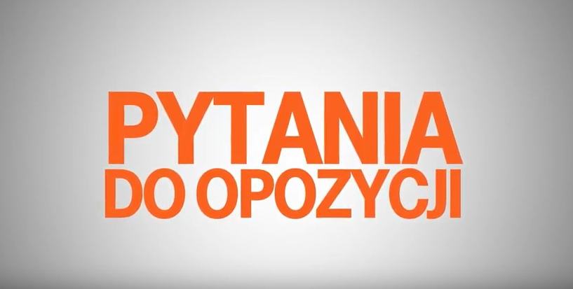 PiS apeluje do PO o… merytoryczną kampanię wyborczą