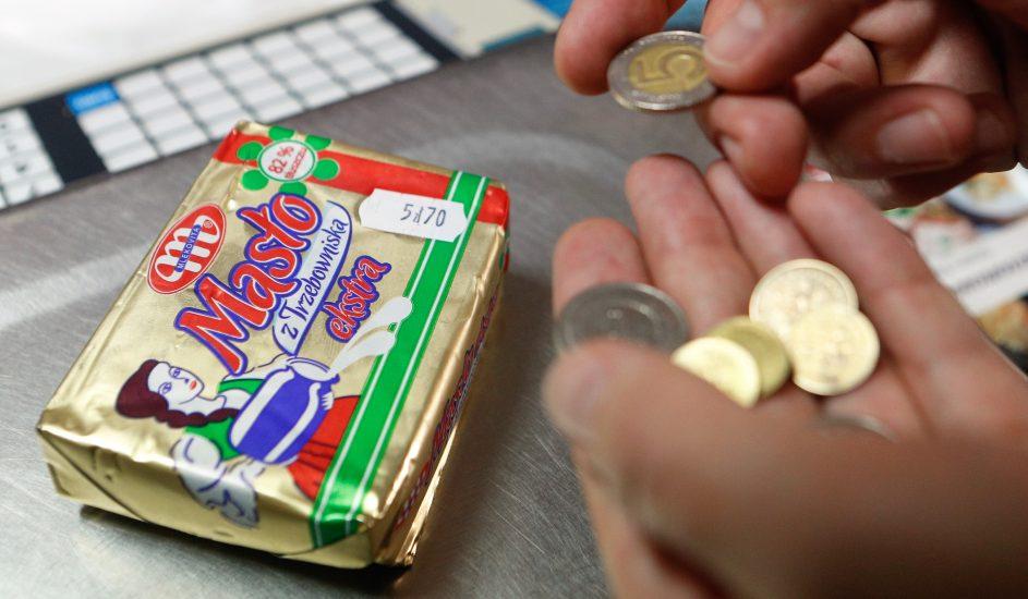 Jesienią ceny masła poszybują o 50 proc. w górę
