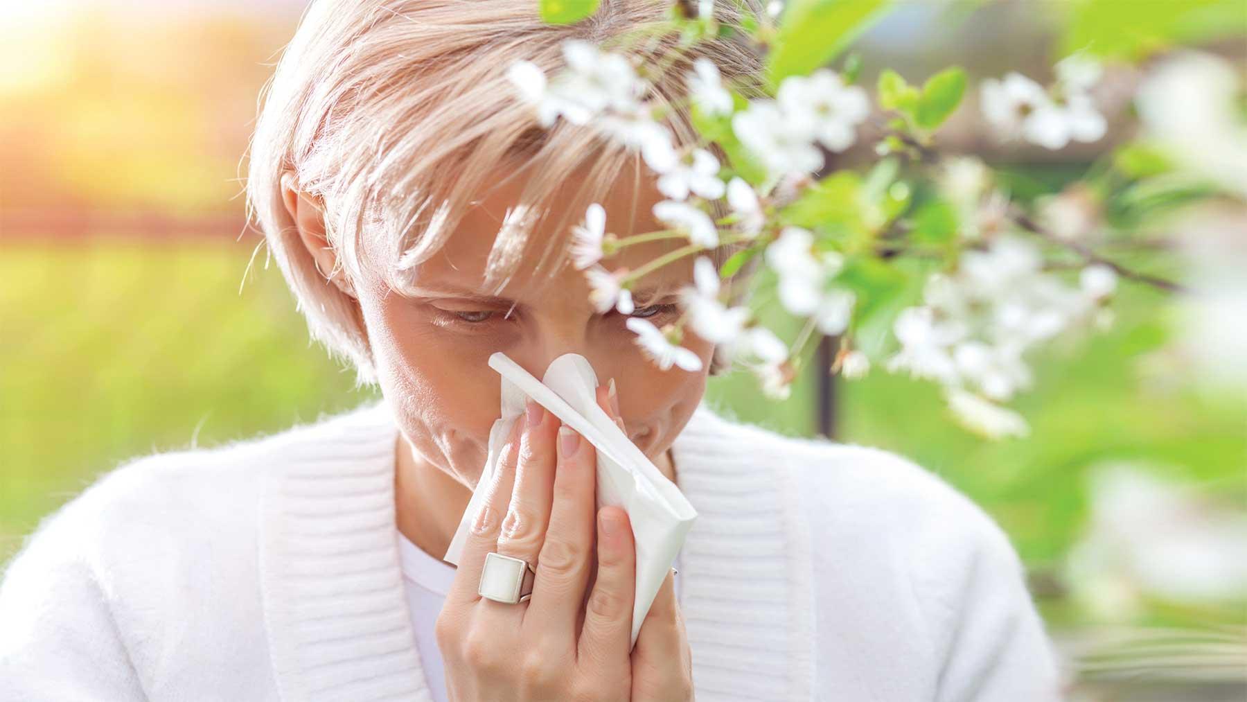 Lekarze ostrzegają przed intensywnym sezonem na alergie