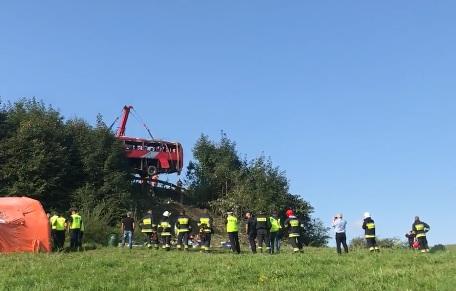 Podkarpacie: Tragiczny wypadek autokaru w Leszczawie Dolnej. FOTO