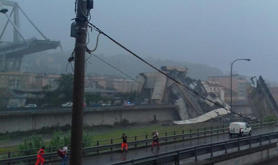 Włochy: W katastrofie pod Genuą zginęły 42 osoby. Premier ogłasza stan wyjątkowy w całym regionie Ligurii