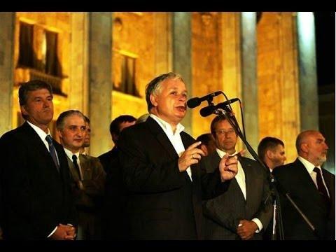 Gruzini pamiętają o L. Kaczyńskim… 11-ta rocznica wystąpienia prezydenta Polski na wiecu w Tbilisi