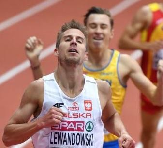 Lekkoatletyka – ME – Lewandowski srebrnym medalistą na 1500 metrów!