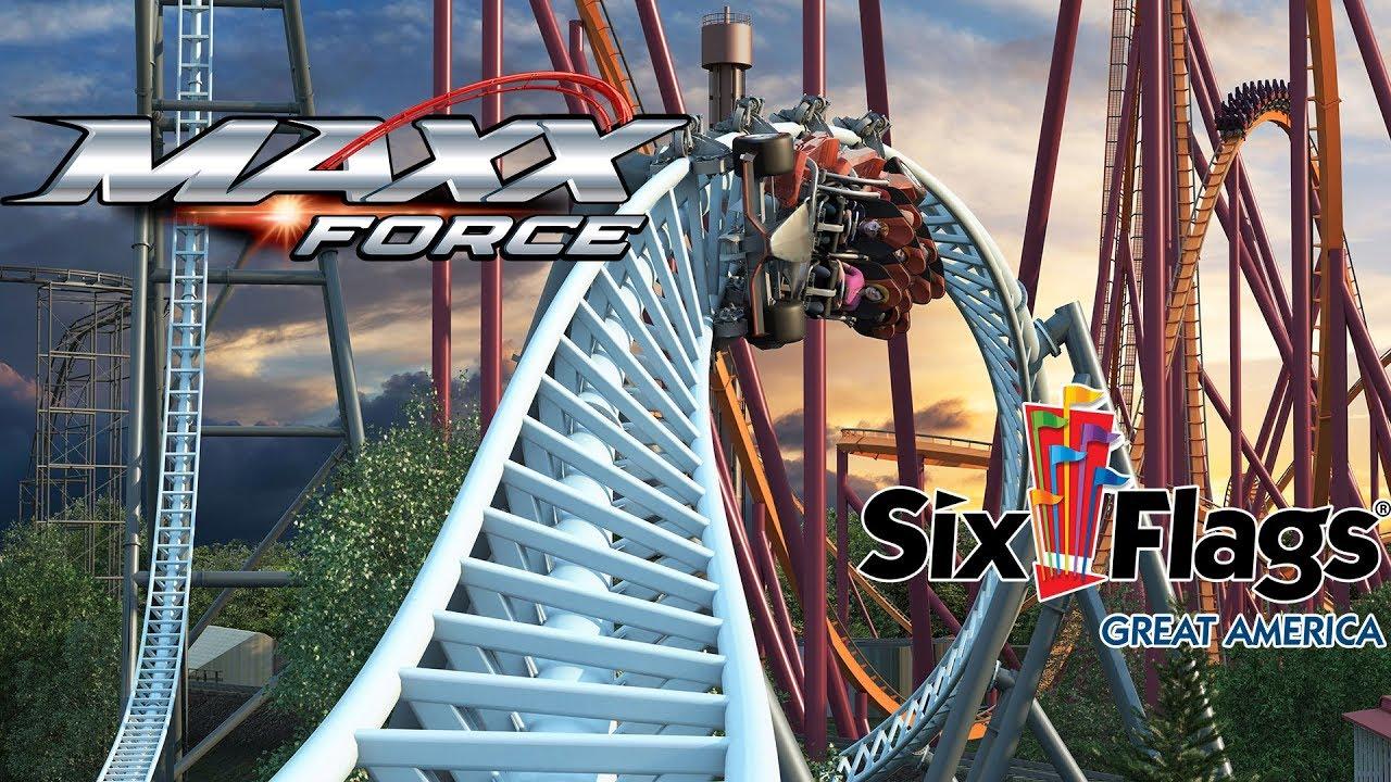 W Six Flags Great America uruchomiony zostanie najszybszy roller coaster w Ameryce Północnej