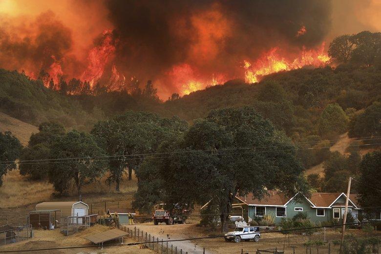 Najbardziej śmiercionośny pożar w Kalifornii. Zidentyfikowano kolejną ofiarę