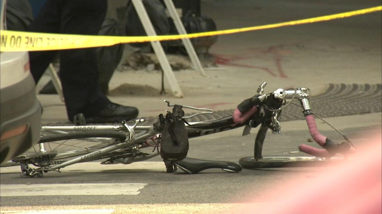 Rowerzystka śmiertelnie potrącona w Greektown