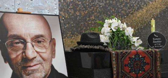 Najbliżsi, przyjaciele, artyści i fani pożegnali Tomasza Stańkę. SZEROKA RELACJA