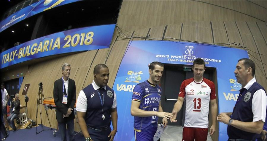 Siatkówka – MŚ – Serbia pokonała Argentynę. Polska przegrała z Francją