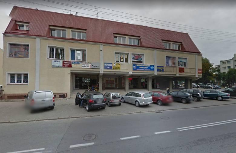 CBŚP zatrzymali dwóch mężczyzn podejrzanych o podłożenie prymitywanej bomby w pasażu handlowym w Białymstoku