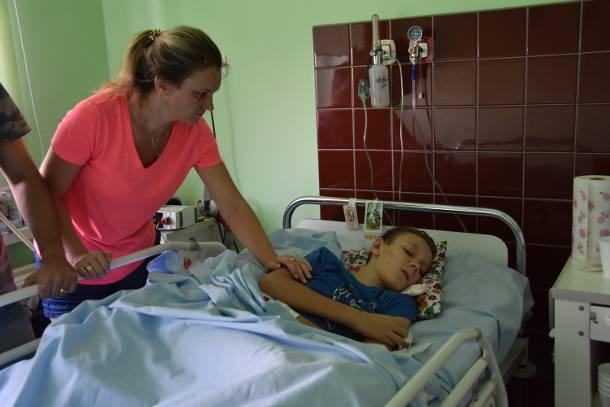 Śląsk: Pawełek Rek, który zapadł w śpiączkę, dostanie Cyber Oko. Sprawdź jak działa ten polski wynalazek