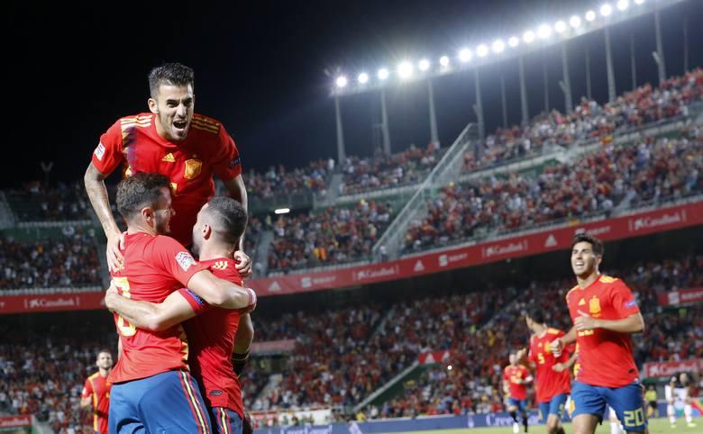 Liga Narodów. Sześć do zera! Hiszpania rozbiła wicemistrzów świata – Chorwatów
