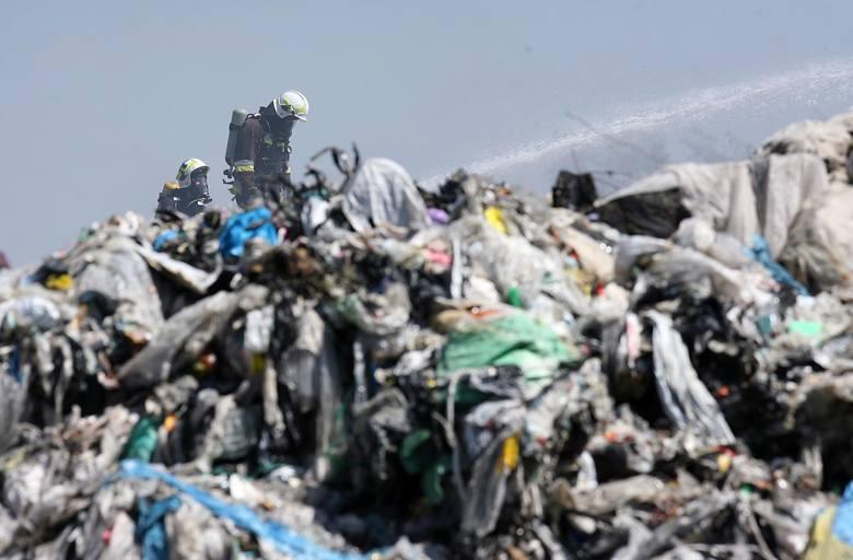 Łódzkie: Mafia śmieciowa w odwrocie. Służby działają coraz skuteczniej