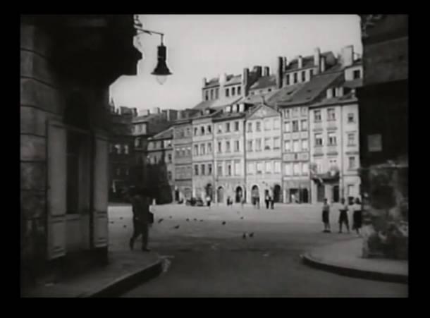 """Nieznany film z przedwojennej Warszawy. Znaleziono go po latach. Węgrzy w sierpniu 1939 kręcili w stolicy fabułę """"Wszyscy do walca"""""""