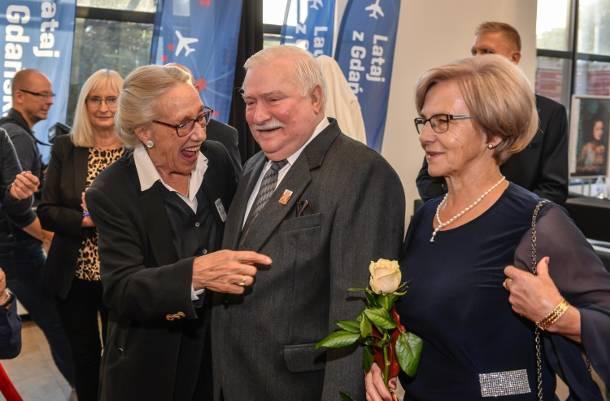 Lech Wałęsa świętował 75.urodziny i 35. rocznicę otrzymania Nobla